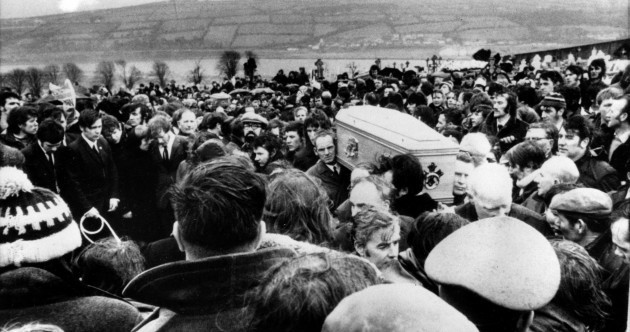 Families of Bloody Sunday victims launch legal challenge over 'end of murder investigation'