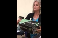 Woman explains how Monster energy drinks are the work of Satan, goes viral