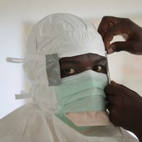 Zero... That's how many Ebola patients are being treated right now at one centre in Liberia