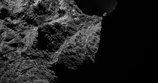 Ever wanted to see a comet up close? You're in luck