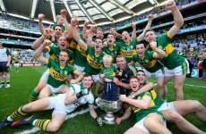 Ó Sé, Donaghy and Moran amongst 13 Kerry All-Ireland senior winners in action tonight