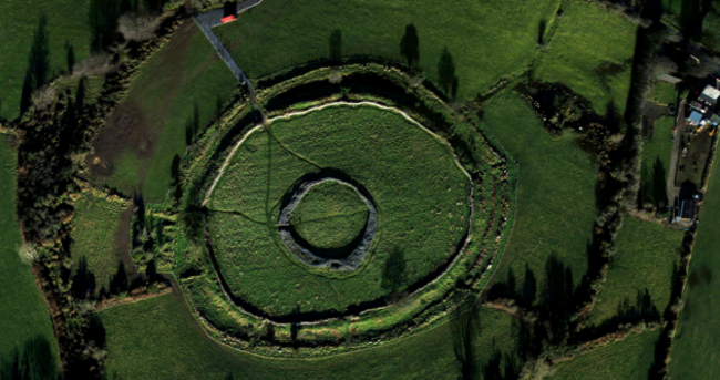 Take an online tour of Ireland's beauty sites with Wikimedia