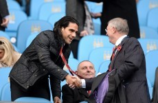 Angry Falcao reportedly ready to step up recovery