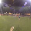 Here's the result when a GoPro is used to film a hurling training session