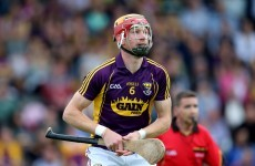 Reports - Wexford senior hurler set to be hit with 48-week ban from GAA