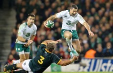 IRFU secure Leinster's Rob Kearney on new three-year deal