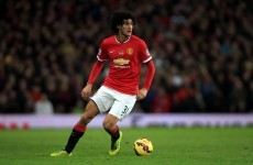 Fellaini: I was a scapegoat at Manchester United last season