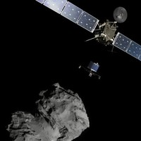 Why we're trying to land a probe the size of fridge on a speeding comet