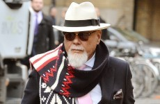 Gary Glitter denies 10 charges of sexual offences against three girls