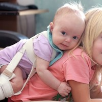 Dublin hospitals 'overloaded' with babies with hip dysplasia
