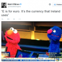 Sesame Street stars miss perfect opportunity to slag CNBC after that mortifying IDA interview