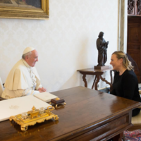 Our new Vatican envoy has invited the Pope to Ireland (again)