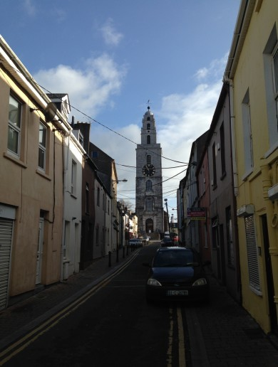 If you love Cork, history and running... then this man has the activity for you