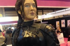 This Belfast baker's life-size Katniss Everdeen cake is going viral