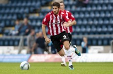 Ched Evans trains with Sheffield United after release from prison