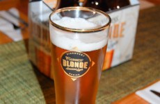 So, what is the deal with Guinness Blonde American Lager?