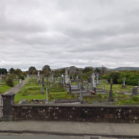 A Tralee cemetery was the scene of a stabbing involving a group of men yesterday