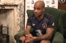 Ireland new boy McGoldrick recalls 'great feeling' after phone call from O'Neill