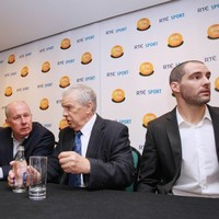 Richie Sadlier is in for John Giles on the RTÉ panel on Friday night and here's why