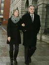 Bruised eyes, torn hair and beatings: Ian Bailey's domestic violence laid bare in packed courtroom