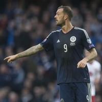 Scotland's Steven Fletcher has been 'running rings around' John O'Shea