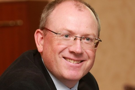 Permanent TSB chief executive Jeremy Masding