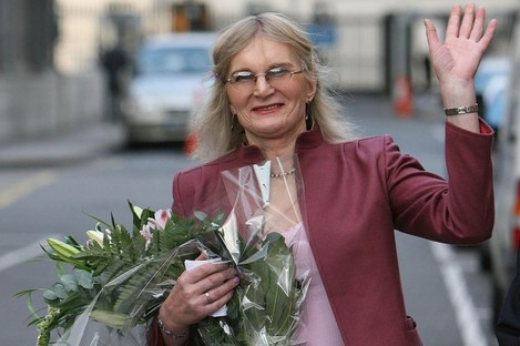 Dr. Lydia Foy, a dentist from Co. Kildare, won her battle to have her gender recognised when it was ruled that Ireland had breached her human rights