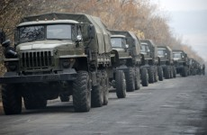Ukraine back on the brink amid claims Russia is arming rebels