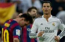 I don't think Ronaldo would insult Messi, says Busquets