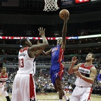 Motor City madness from Detroit with brilliant behind-the-back fake