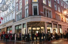 Brown Thomas on Grafton Street forced to close after power outage