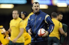 Saint-André names unchanged France XV for clash with Cheika's Wallabies