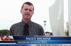 Waterford Whispers News: 'I turned down RTÉ, we would be too much for them'