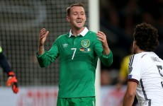 'It's just another game' - Aiden McGeady on Scotland clash
