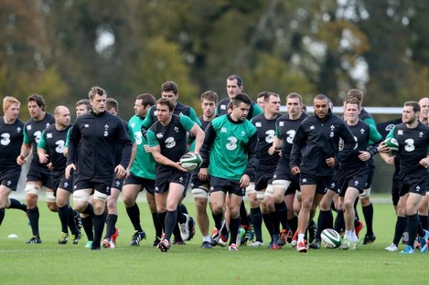 Schmidt is set to call upon the depth of his squad against the Georgians.