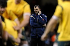 Paris flop motivating Cheika to make successful return