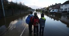 Photos: The floods have arrived