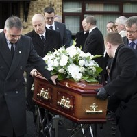 'Brendan is finally getting the dignity of a funeral'
