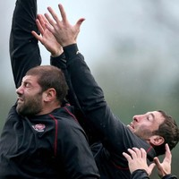 Georgia name team featuring several Top 14 forwards to face Ireland