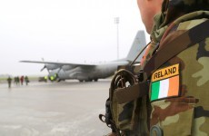 Irish troops in Afghanistan are coming home