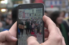 Attn. 'smartphone zombies': Looking at your phone on the move cuts your vision by 95%