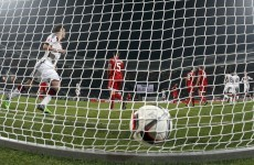 As if it wasn't going to be tough enough ... Gibraltar caught out for Germany's opening goal
