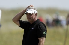Clarke surges up leaderboard with another 68