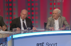 Eamon Dunphy: Ireland need to pass the ball more