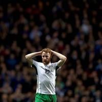 Stephen Quinn on Robbie Keane's omission: We respected the manager's decision