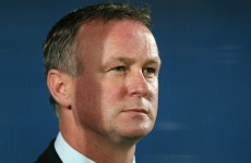 Michael O'Neill still upbeat despite Bucharest defeat