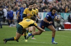 This sensational Teddy Thomas try saw France squeeze past Australia