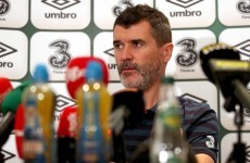 Roy Keane thinks the Irish players need to have 'more pride' on the ball