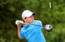 Rory McIlroy was today crowned Race to Dubai champion without hitting a golf ball