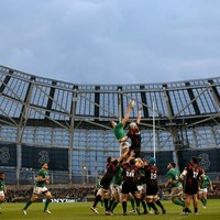 In pics: Ireland score six second-half tries to thump Georgia